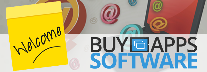 Welcome To Buy Software Apps