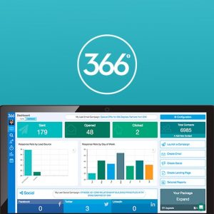 Buy Software Apps 366 Degrees Lifetime Deal header
