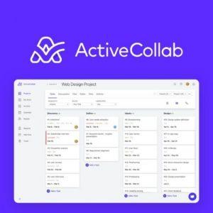Buy Software Apps ActiveCollab Lifetime Deal header