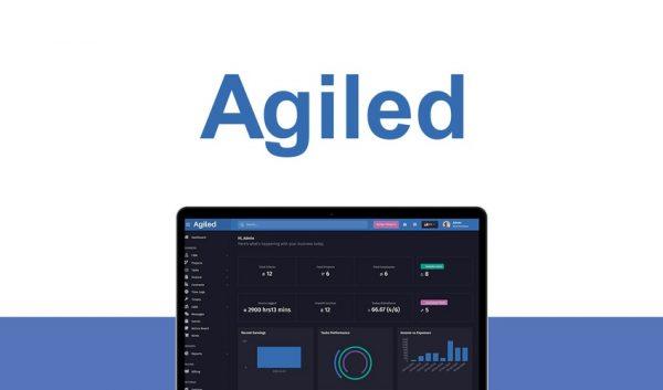 Buy Software Apps Agiled Lifetime Deal header