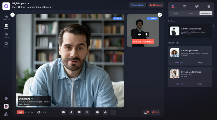 Buy Software Apps Airmeet Lifetime Deal content 3