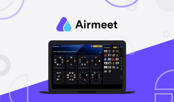Buy Software Apps Airmeet Lifetime Deal header