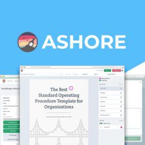 Buy Software Apps Ashore Lifetime Deal header