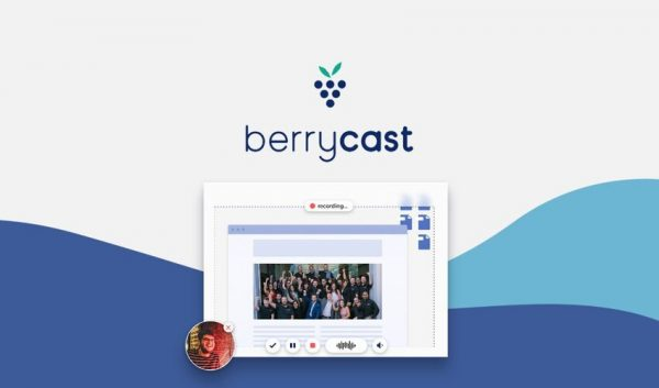 Buy Software Apps Berrycast Lifetime Deal header