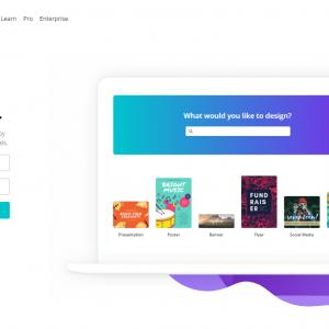 Buy Software Apps - Canva Online Design Tool