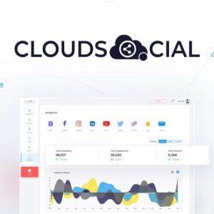 Buy Software Apps CloudSocial Portal Lifetime Deal header