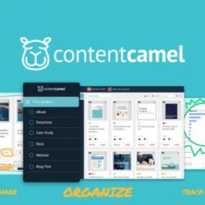Buy Software Apps Content Camel Lifetime Deal header