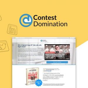 Buy Software Apps Contest Domination Lifetime Deal header