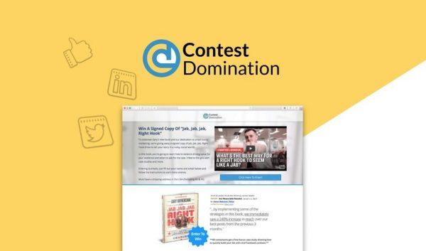 Buy Software Apps Contest Domination Lifetime Deal header