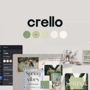 Buy Software Apps Crello Lifetime Deal header