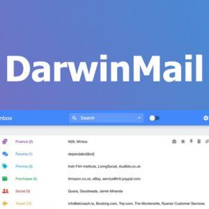 Buy Software Apps DarwinMail Lifetime Deal header