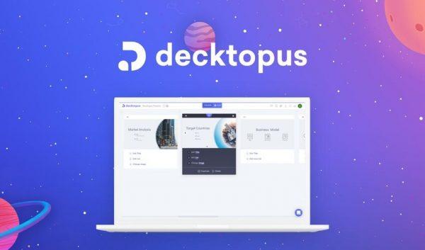 Buy Software Apps Decktopus Lifetime Deal header