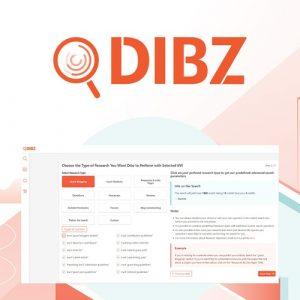 Buy Software Apps - Dibz header