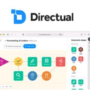 Buy Software Apps Directual Lifetime Deal header