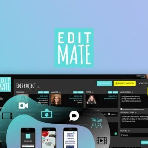 Buy Software Apps EditMate Lifetime Deal header