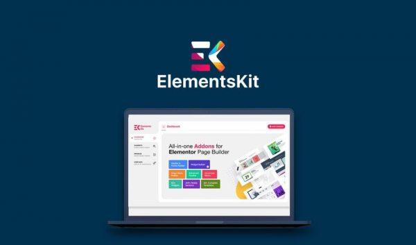 Buy Software Apps ElementsKit Lifetime Deal header