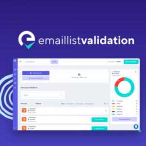 Buy Software Apps Email List Validation Lifetime Deal header