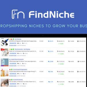 Buy Software Apps FindNiche Lifetime Deal header
