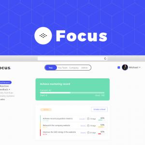 Buy Software Apps Focus Lifetime Deal header