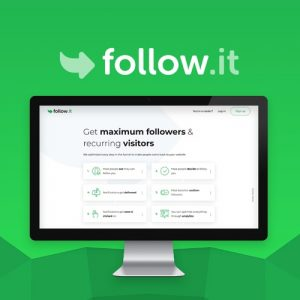 Buy Software Apps Follow it Lifetime Deal header
