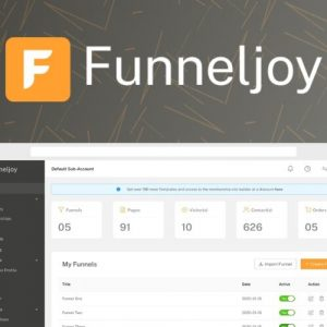 Buy Software Apps Funneljoy Lifetime Deal header