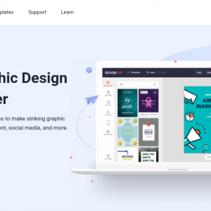 Buy Software Apps Graphic Design Software DesignCap header