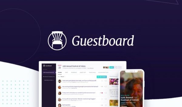 Buy Software Apps Guestboard Lifetime Deal header