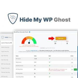 Buy Software Apps Hide My WP Ghost Lifetime Deal header