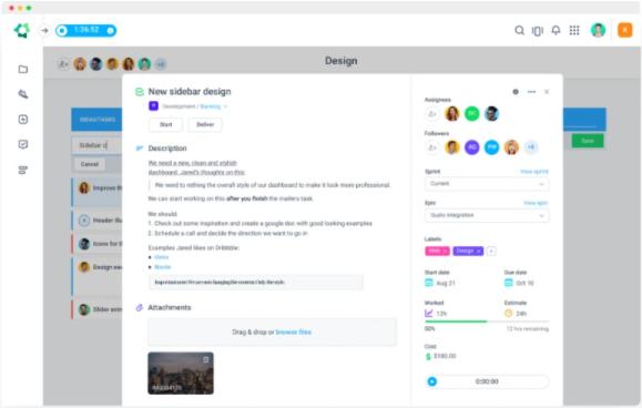Buy Software Apps Hubstaff Tasks Lifetime Deal content 1
