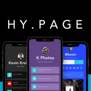 Buy Software Apps Hy page Lifetime Deal header