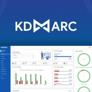 Buy Software Apps KDMARC Lifetime Deal header