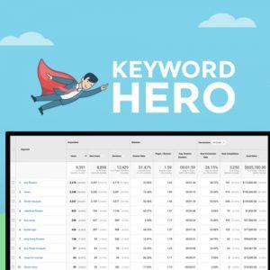 Buy Software Apps Keyword Hero Lifetime Deal header