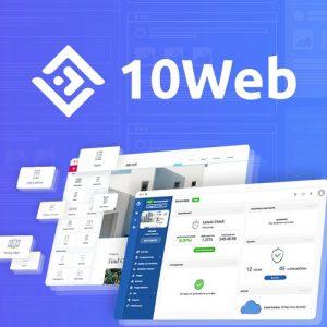 Buy Software Apps - Lifetime 10Web header