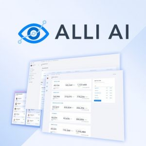 Buy Software Apps - Lifetime Alli AI header
