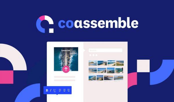 Buy Software Apps - Lifetime Coassemble header