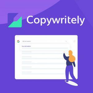 Buy Software Apps - Lifetime Copywritely header