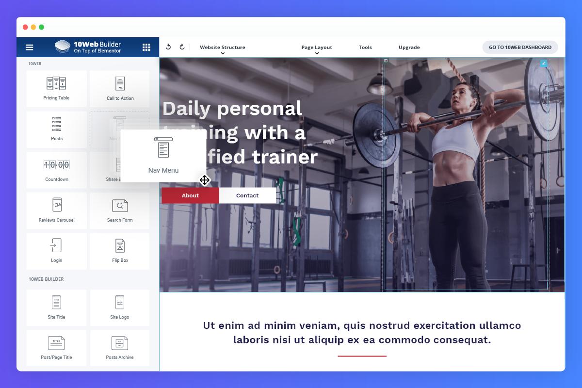 Buy Software Apps - Lifetime Deal 10Web content