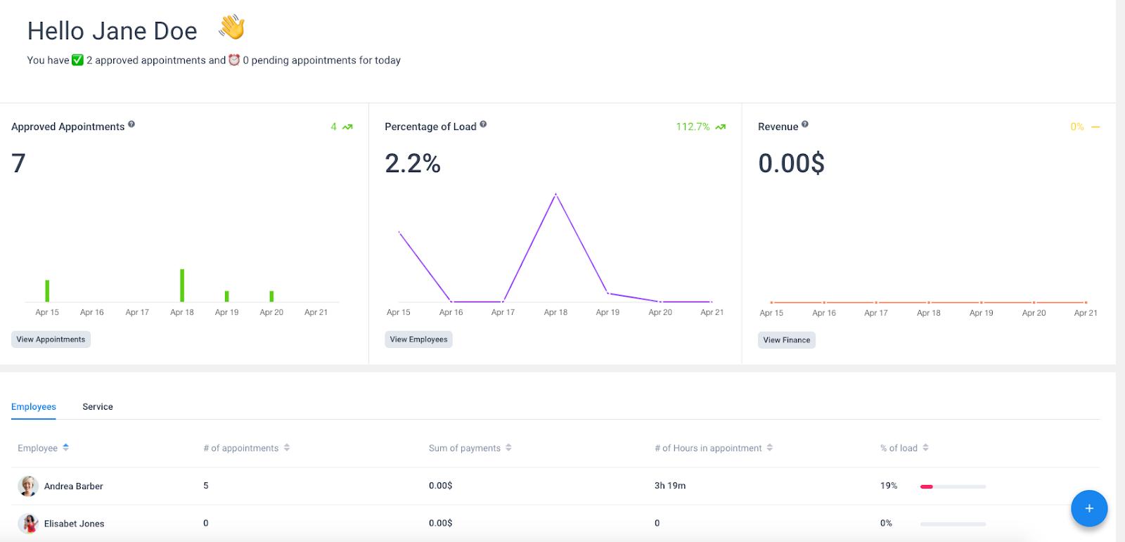 Buy Software Apps - Lifetime Deal Amelia content