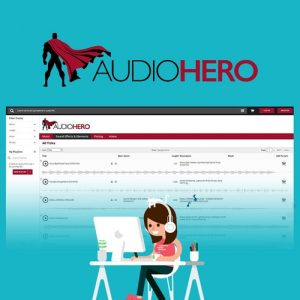 Buy Software Apps - Lifetime Deal AudioHero header