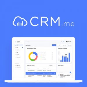 Buy Software Apps Lifetime Deal CRMme header