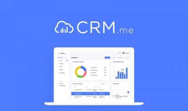 Buy Software Apps Lifetime Deal CRMme header