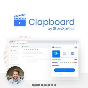 Buy Software Apps Lifetime Deal Clapboard header
