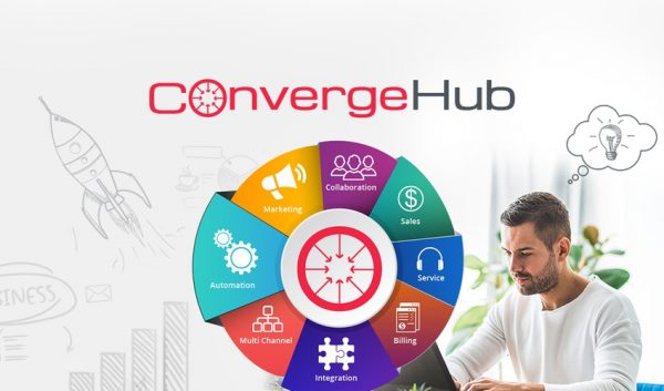 Buy Software Apps Lifetime Deal ConvergeHub featured