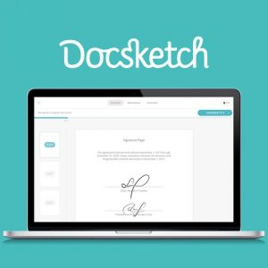 Buy Software Apps - Lifetime Deal Docsketch header