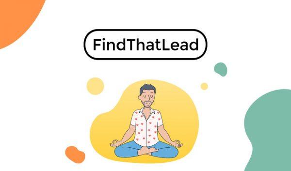 Buy Software Apps Lifetime Deal FindThatLead header