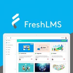 Buy Software Apps Lifetime Deal FreshLMS header