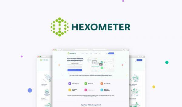 Buy Software Apps Lifetime Deal Hexometer header