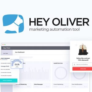 Buy Software Apps Lifetime Deal Hey Oliver header