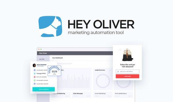 Buy Software Apps Lifetime Deal Hey Oliver header