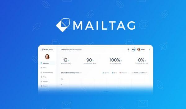 Buy Software Apps Lifetime Deal MailTag header